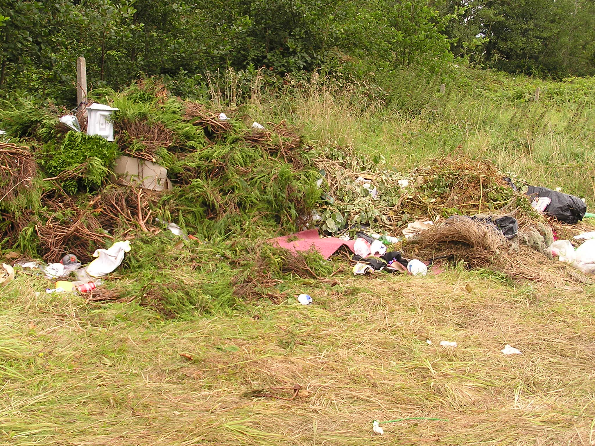 Old Mill Rubbish